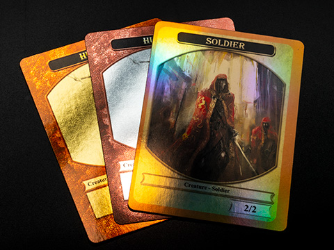Holographic Cards