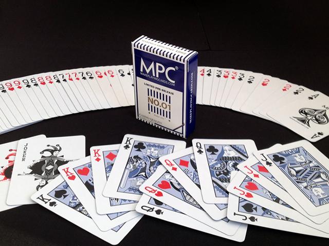 MPC Blue edition deck