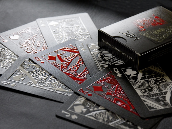 The Cardinal Ed. deck