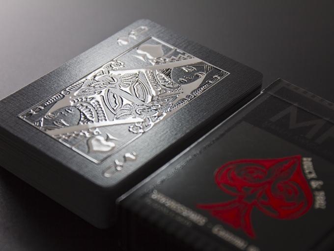 Cardinal Ed. Spade Card