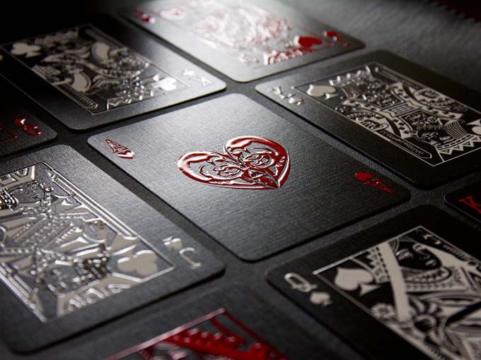 Cards front
