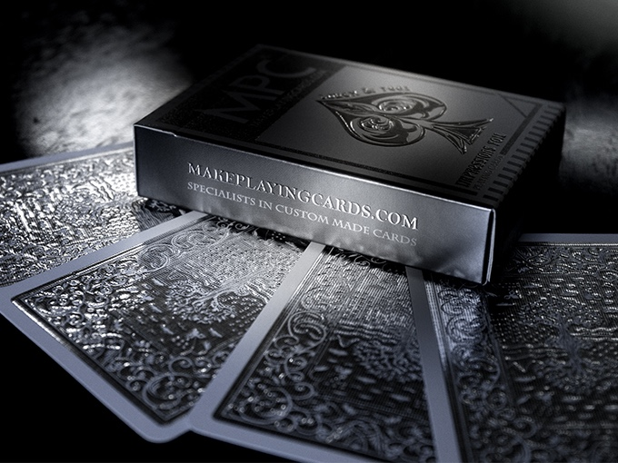 Silver deck