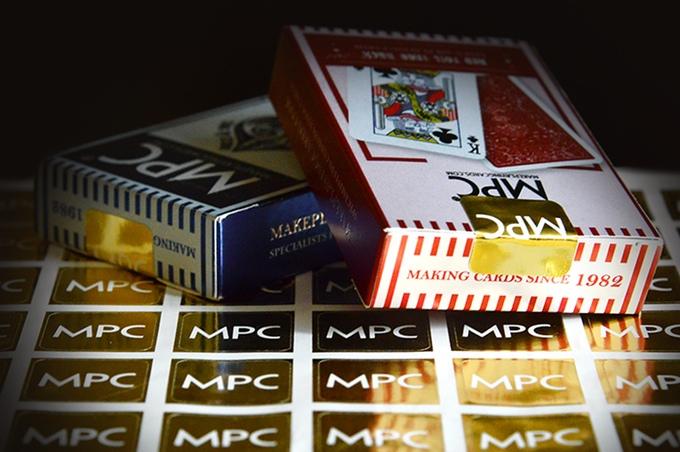 MPC Gold Seals