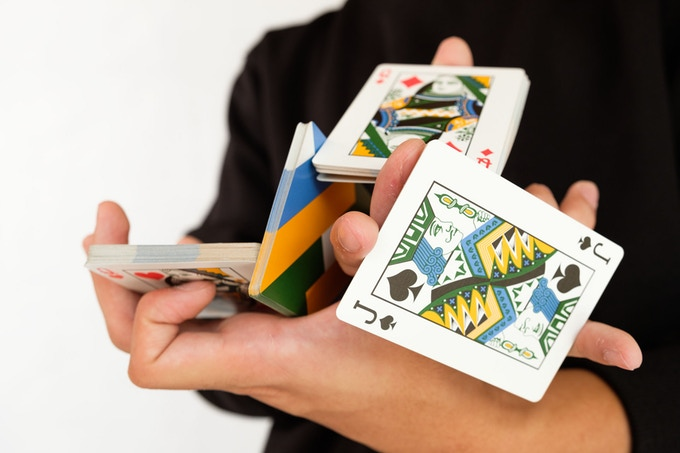 Portand ONE Cardistry