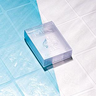 MPC Aqua Playing Cards