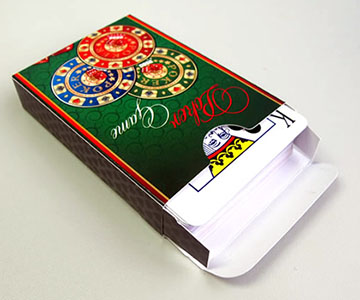casino custom deck