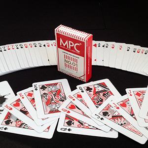 Kickstarter Playing Cards