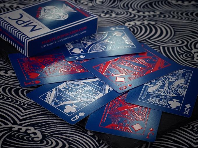 The Aozora Ed. deck